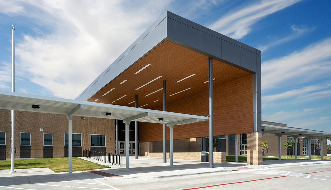 Nolan Middle School entry