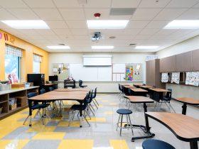 Scott classroom