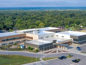 Thornton Aerial View
