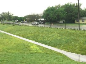 drainage system & fencing